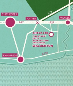 Map Arty2 Walberton