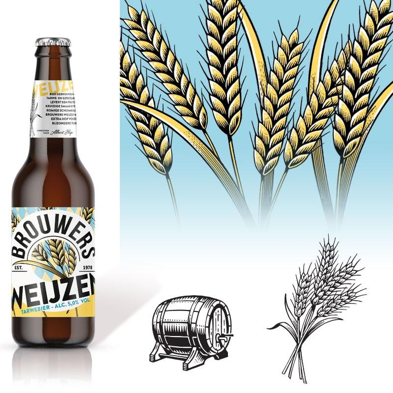 fred-van-deelen-illustrator-beverages-beer-scraperboard-weijzen-illustration