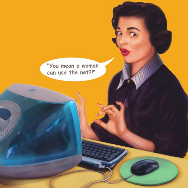 fred-van-deelen-photomontage-illustration-computer-woman