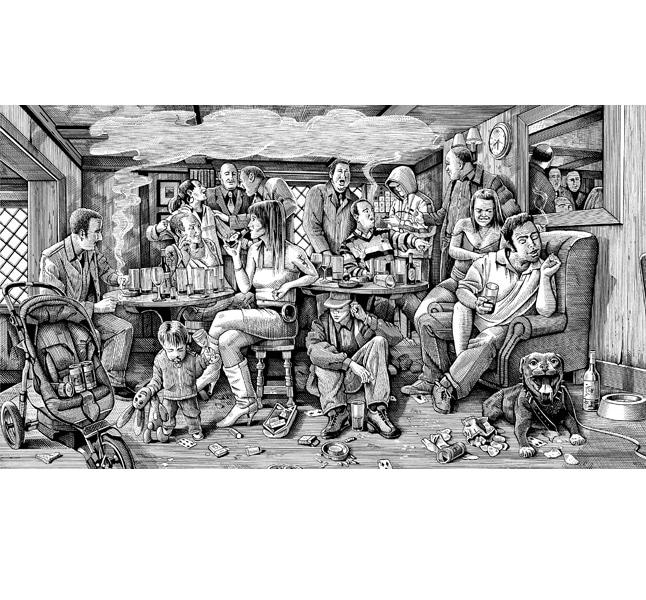 fred-van-deelen-scraperboard-illustration-sins
